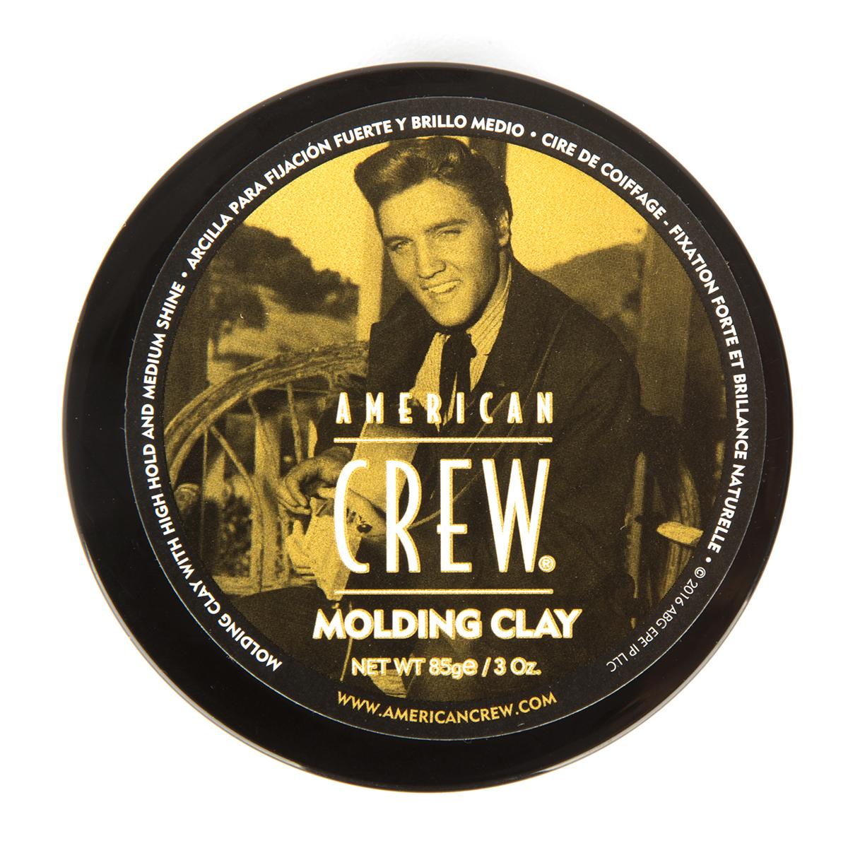 Elvis Presley American Crew King Molding Clay
