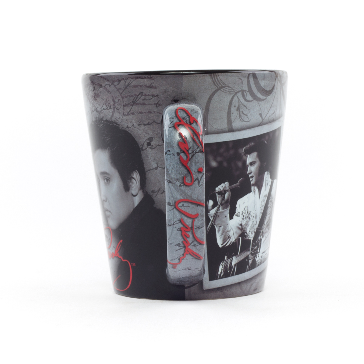 Elvis Presley Collector Mug - Photos