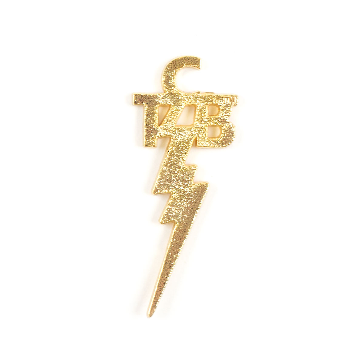 Elvis Gold TCB Magnet