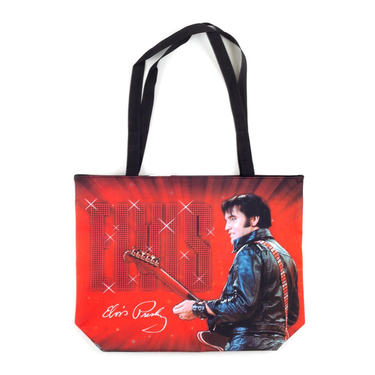 Elvis '68 Special Tote Bag