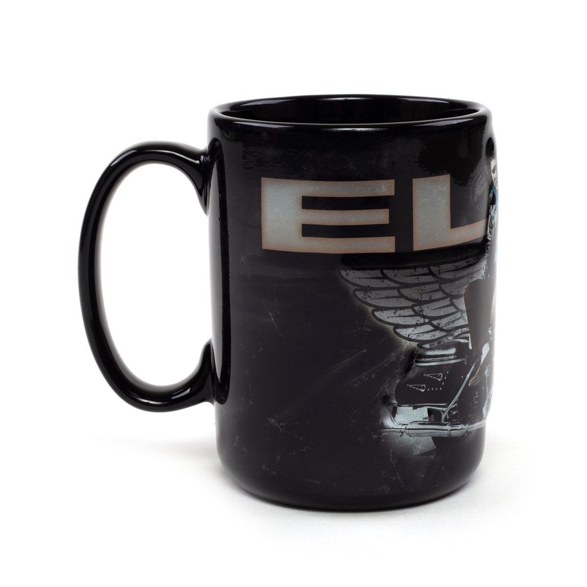 Elvis Presley Motorcycle Mug
