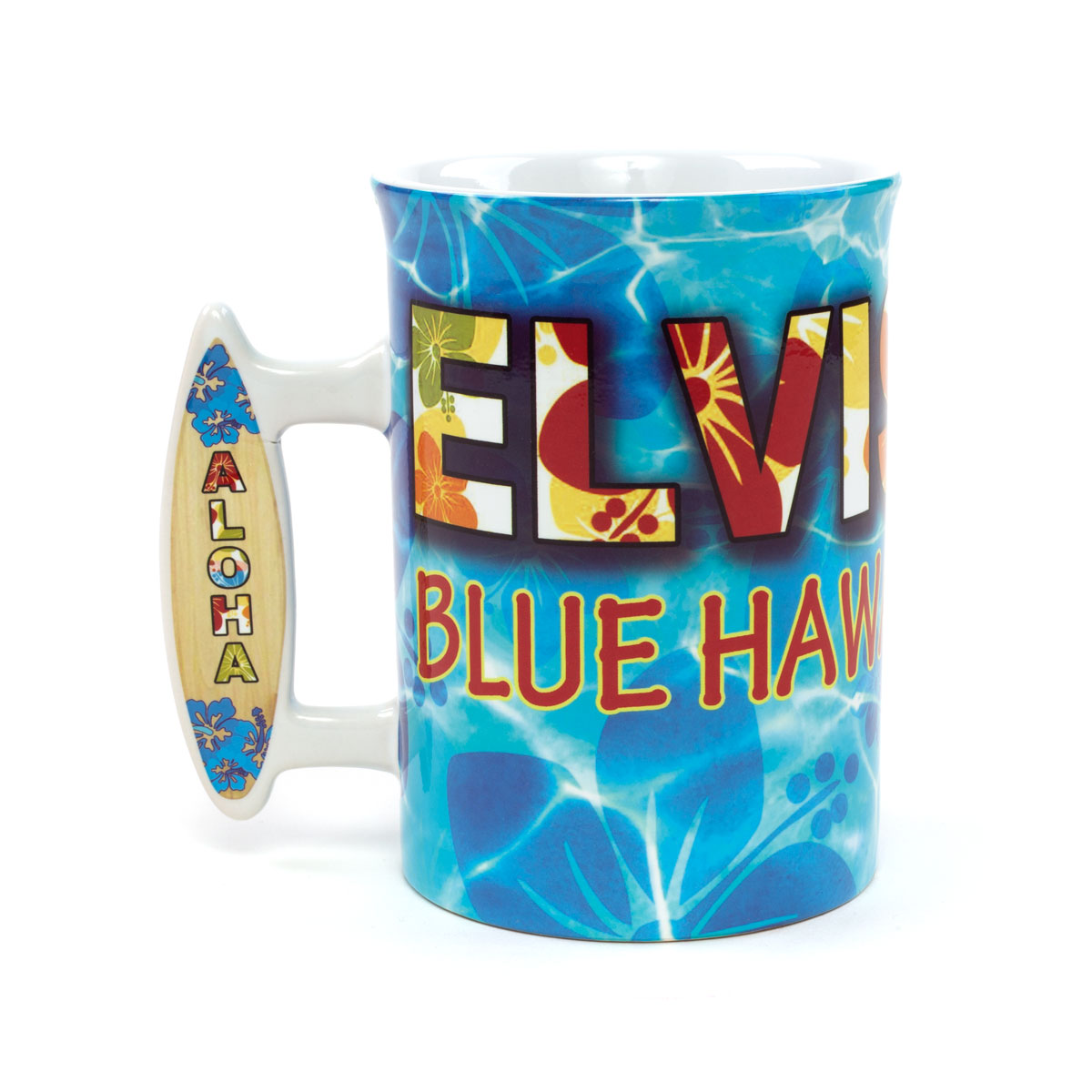 Elvis Presley Blue Hawaii Mug