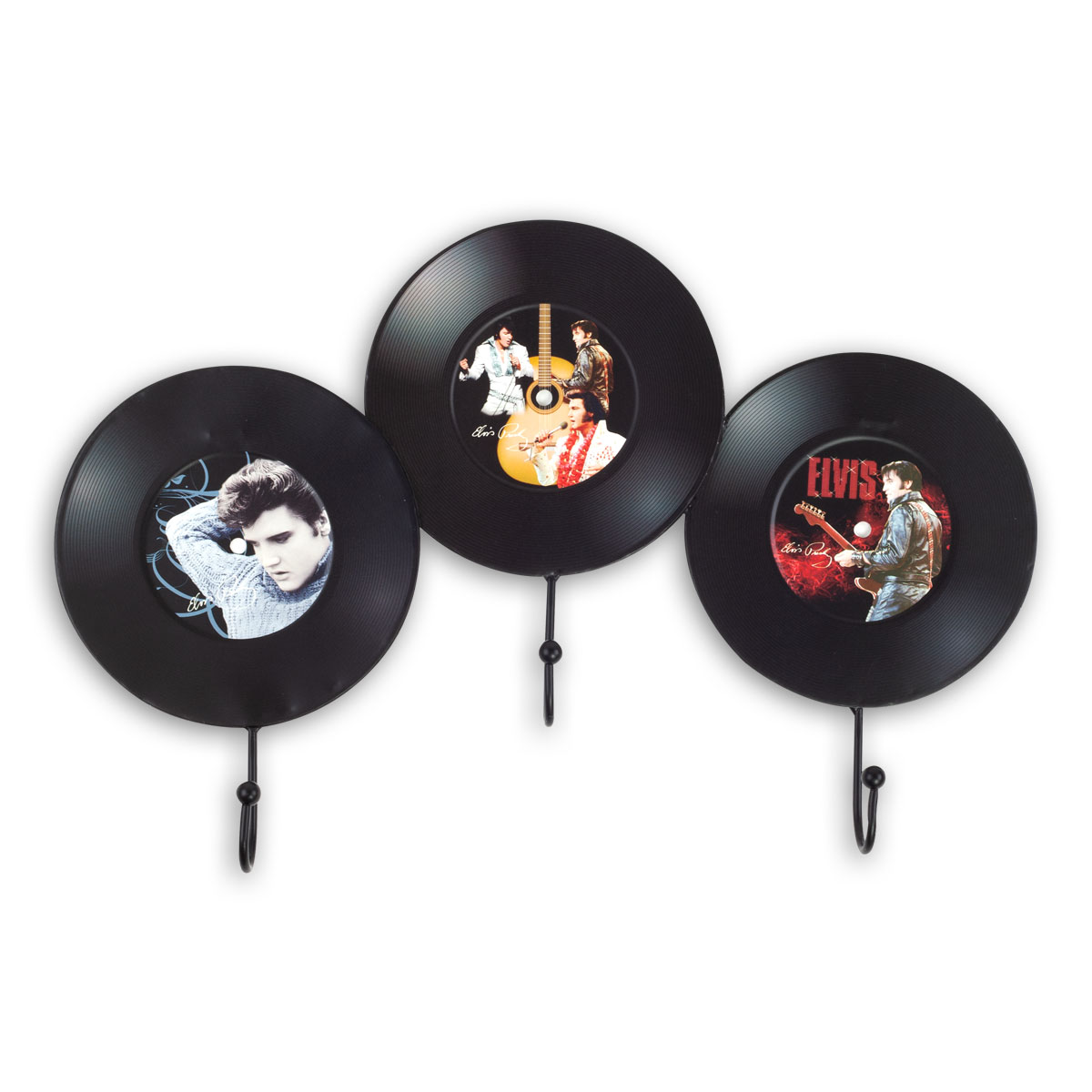Elvis Presley Wall Hook Records