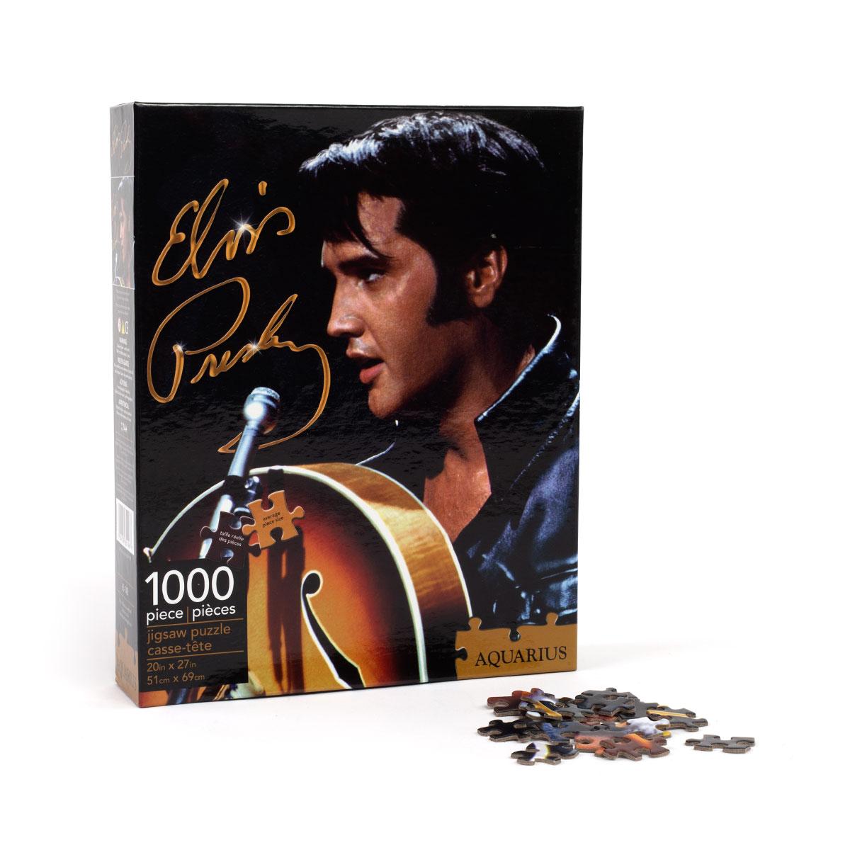 Elvis - '68 Comeback Special 1000 Piece Puzzle
