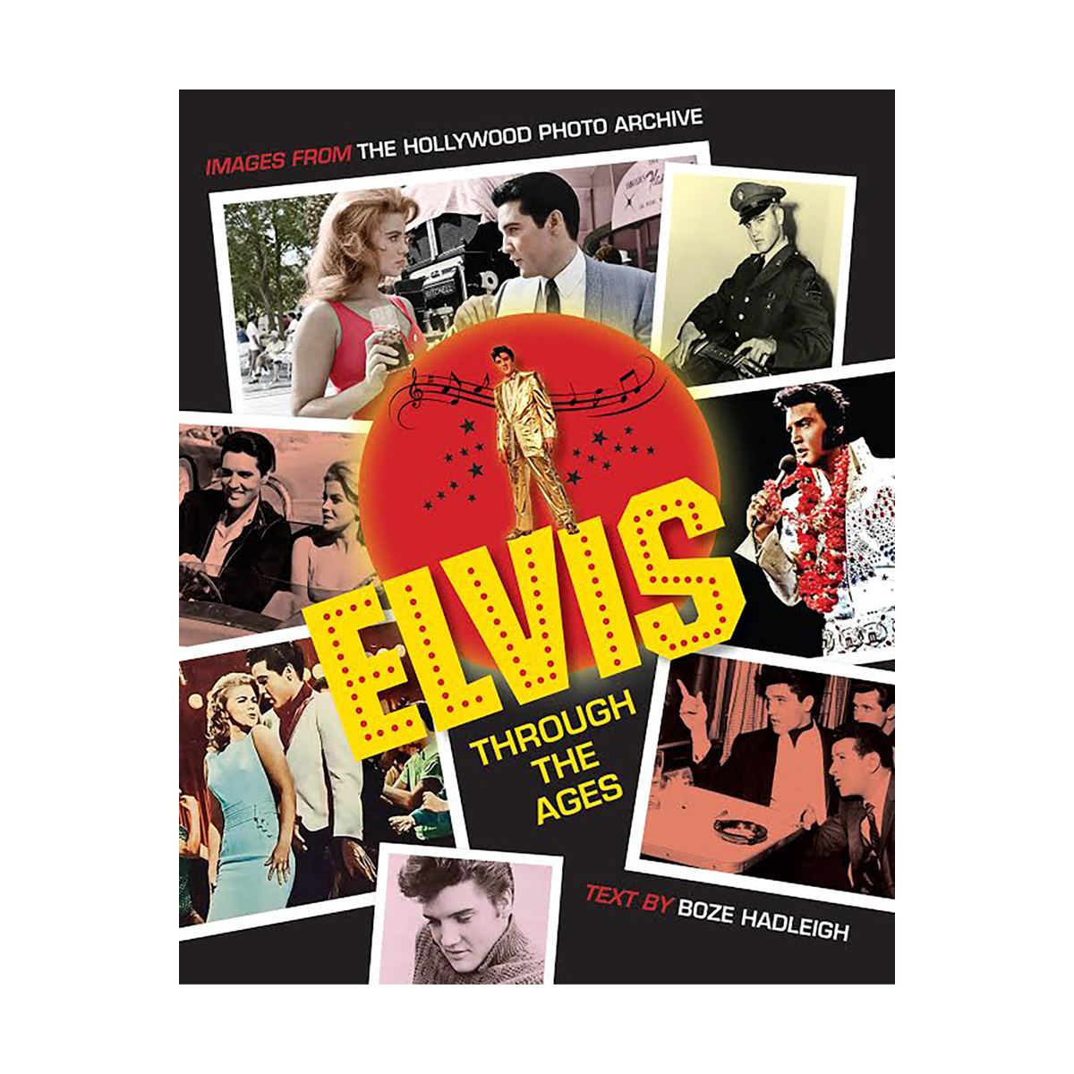 Elvis Through the Ages Book