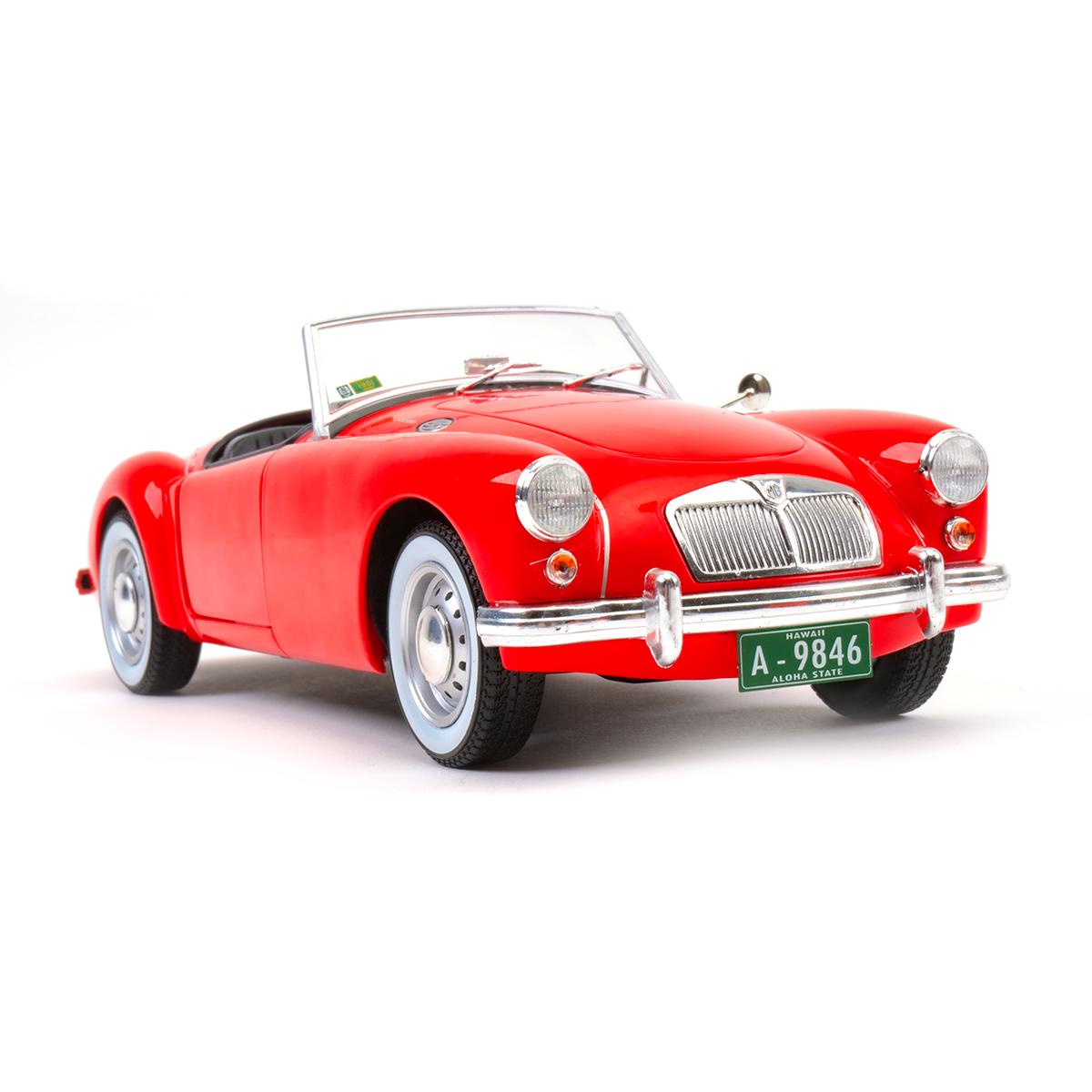 1959 MG A 1600 Roadster Mkl 1:18 DieCast