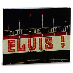 Elvis - Taking Tahoe Tonight FTD CD