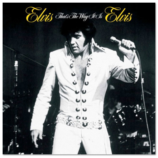 Elvis - That's The Way It Is FTD CD