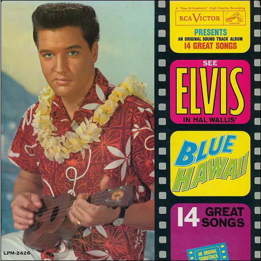 Elvis Blue Hawaii FTD CD