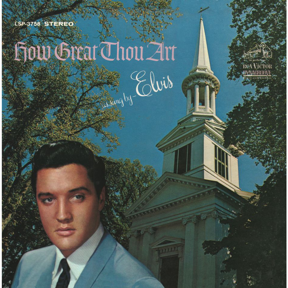 Elvis How Great Thou Art FTD CD (2 Disc)