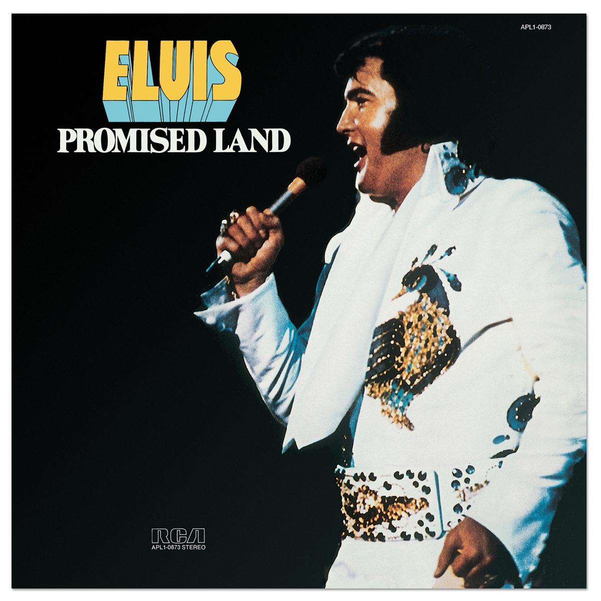 Elvis Promised Land FTD CD
