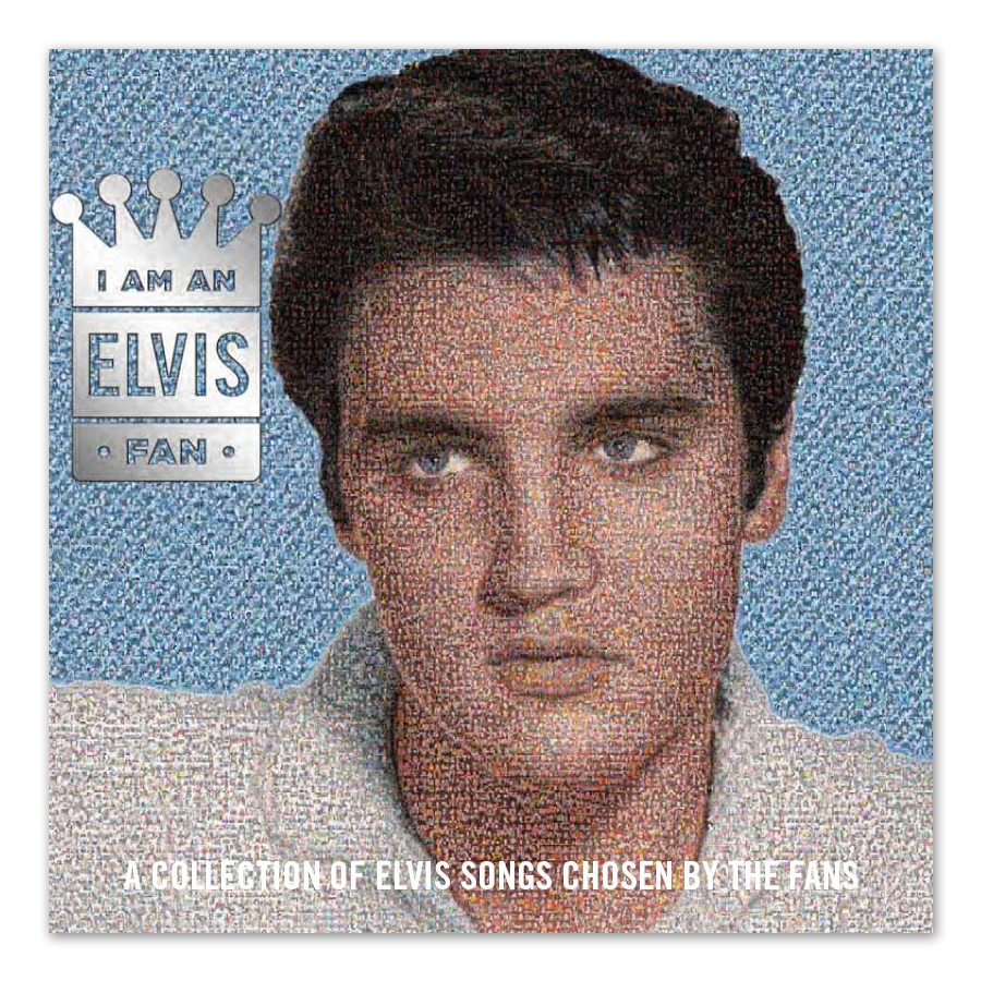 I Am An Elvis Fan CD
