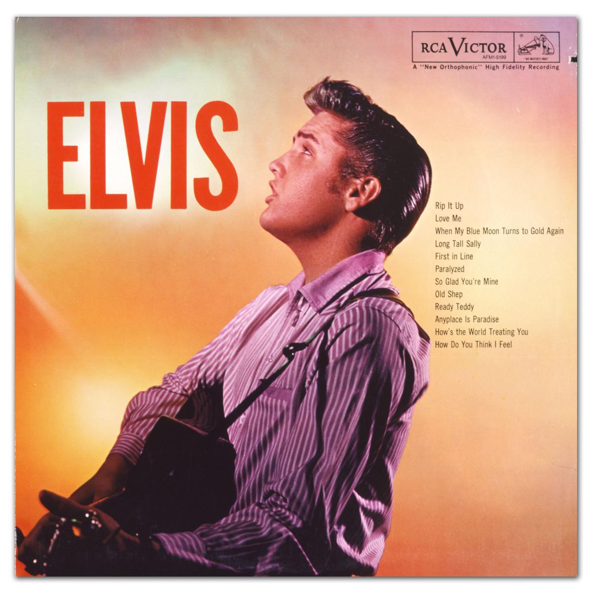 ELVIS FTD CD