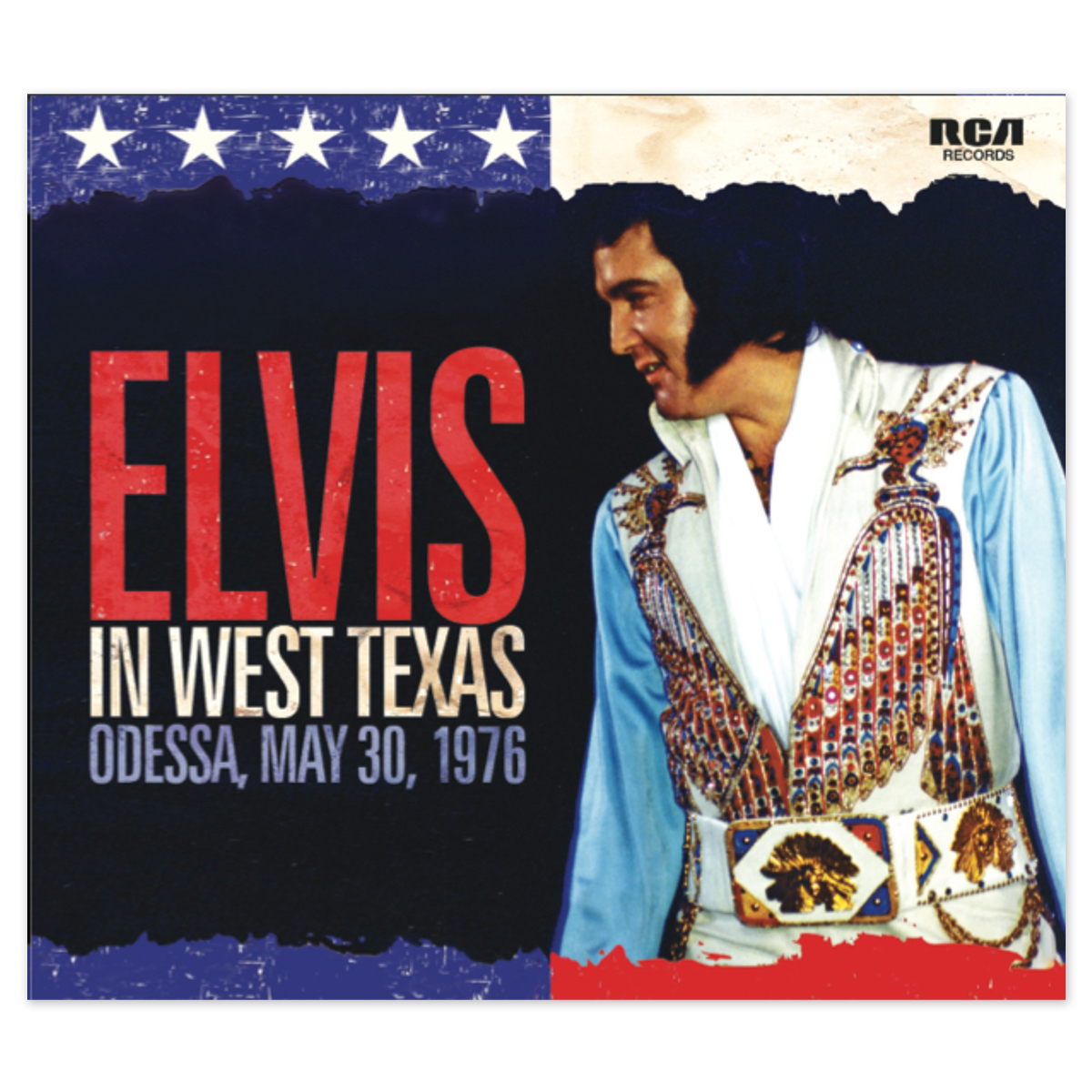Elvis In West Texas FTD CD