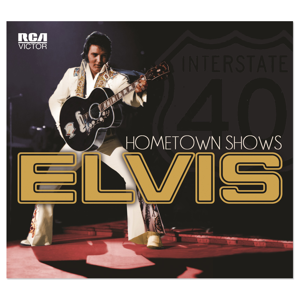 Elvis The Hometown Shows FTD (2-Disc) CD
