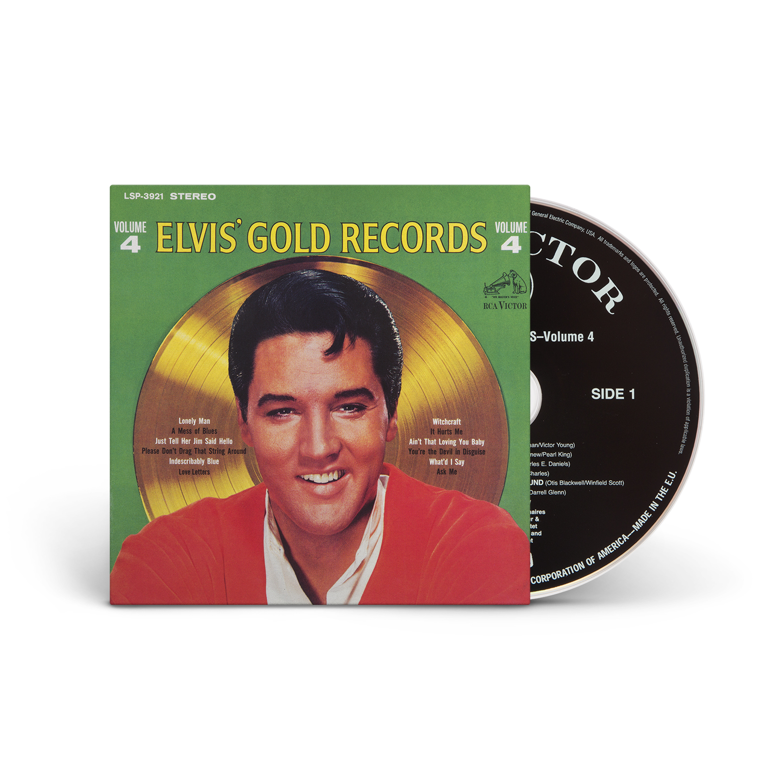 Elvis Gold Records Vol. 4 FTD 2-Disc CD