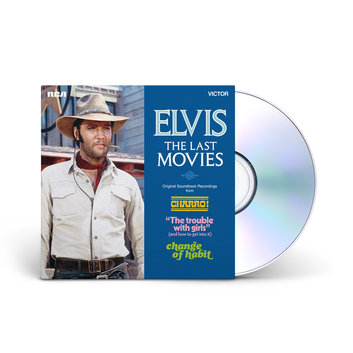 Elvis The Last Movies FTD CD
