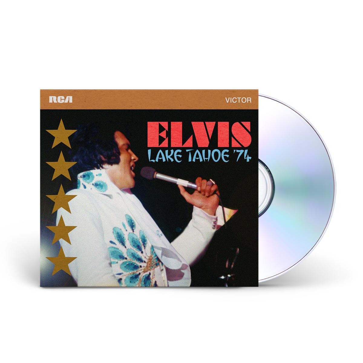 Elvis Lake Tahoe '74 FTD 2-CD Set