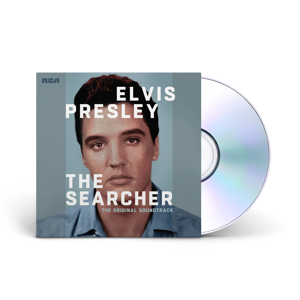 Elvis Presley: The Searcher (The Original Soundtrack) CD