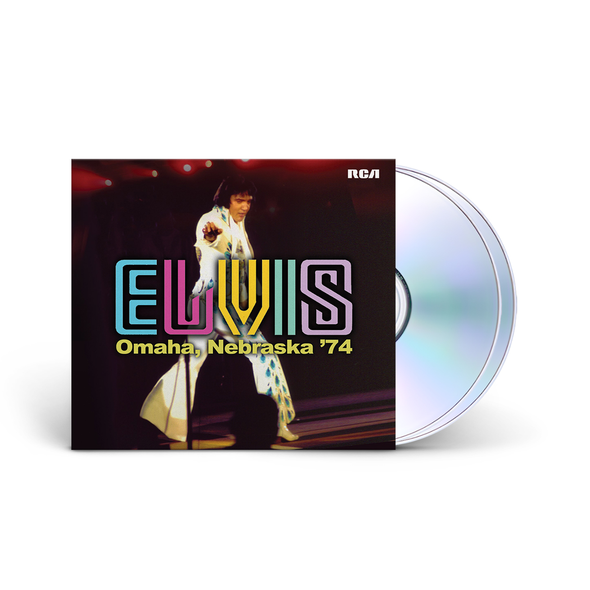 Elvis Presley: Omaha Nebraska '74 FTD (2-disc) CD