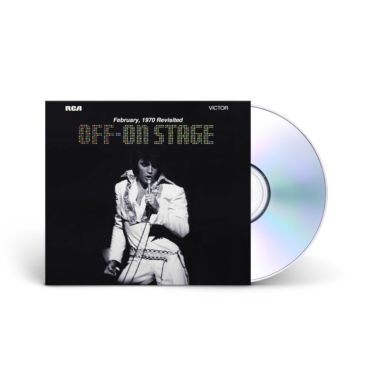 Elvis Presley: Off-On Stage FTD CD