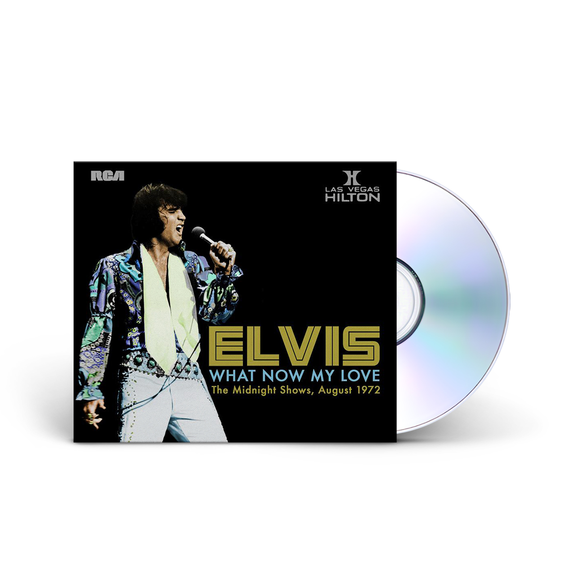 ELVIS: What Now My Love FTD (2-disc) CD