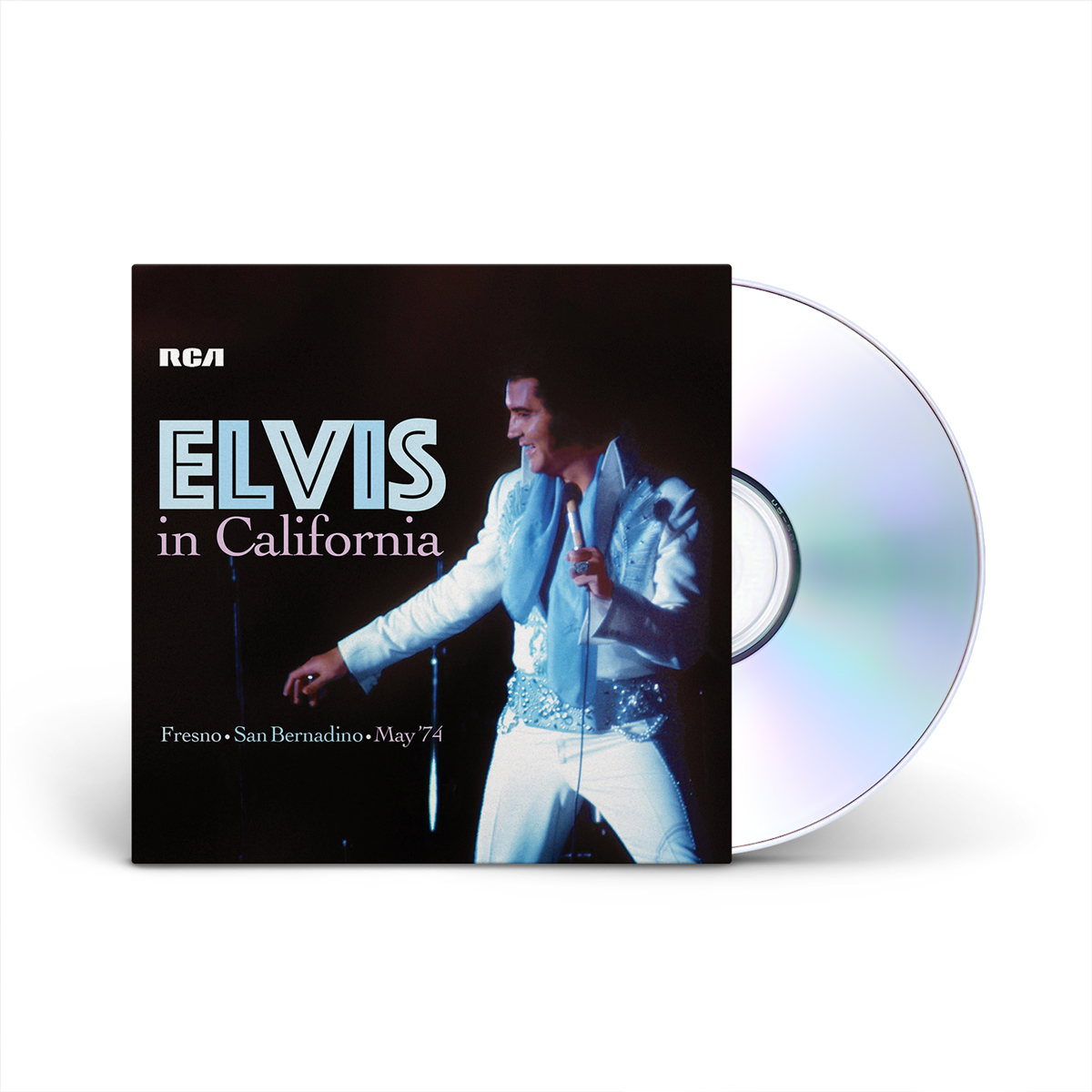 Elvis in California FTD (2 CD)