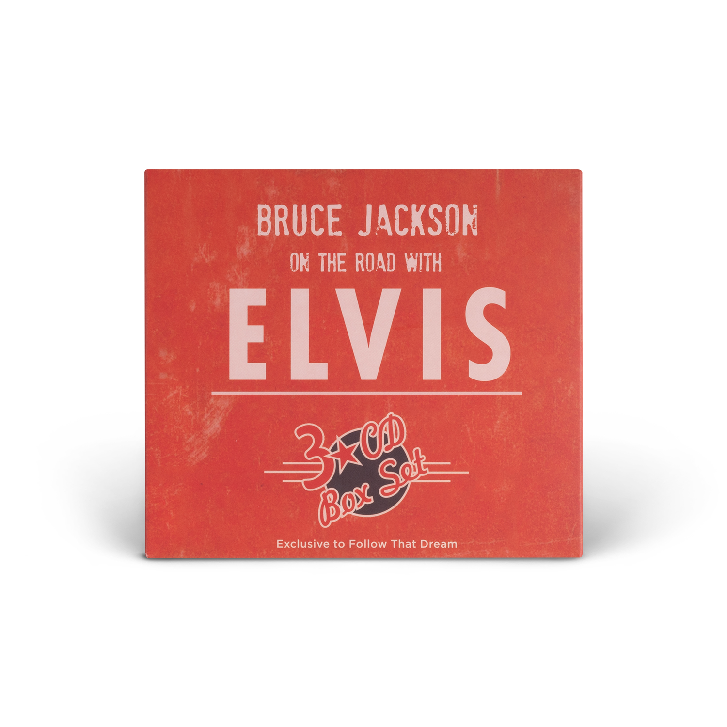 Bruce Jackson's ON THE ROAD WITH ELVIS