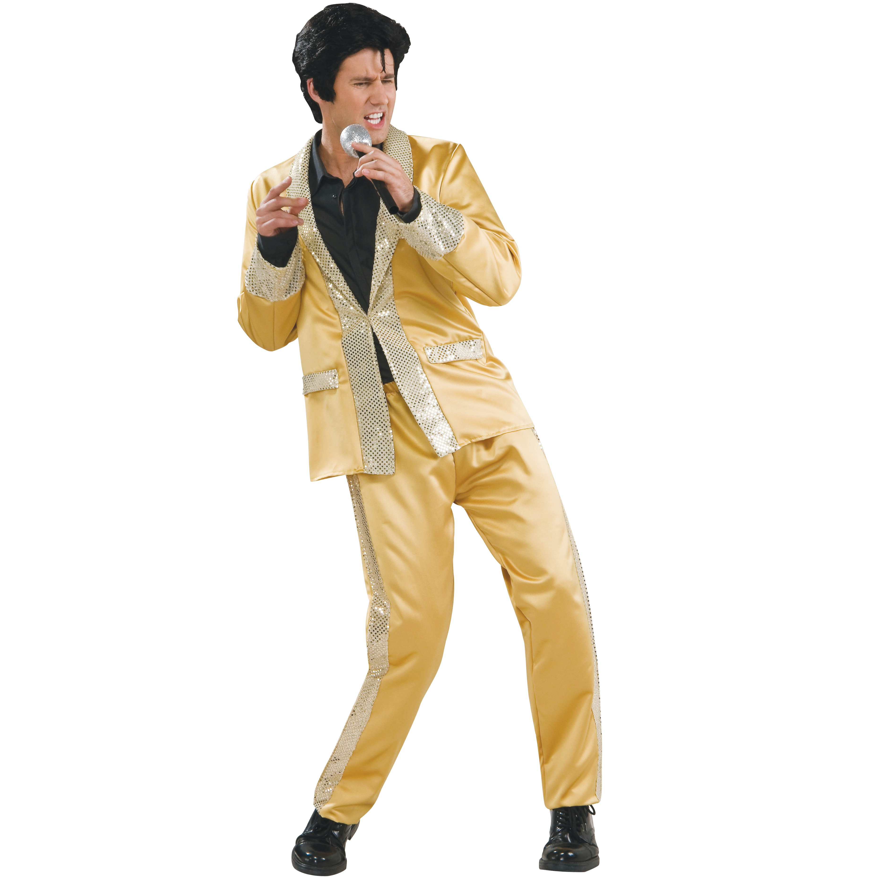 Elvis Presley Gold Lamé Suit