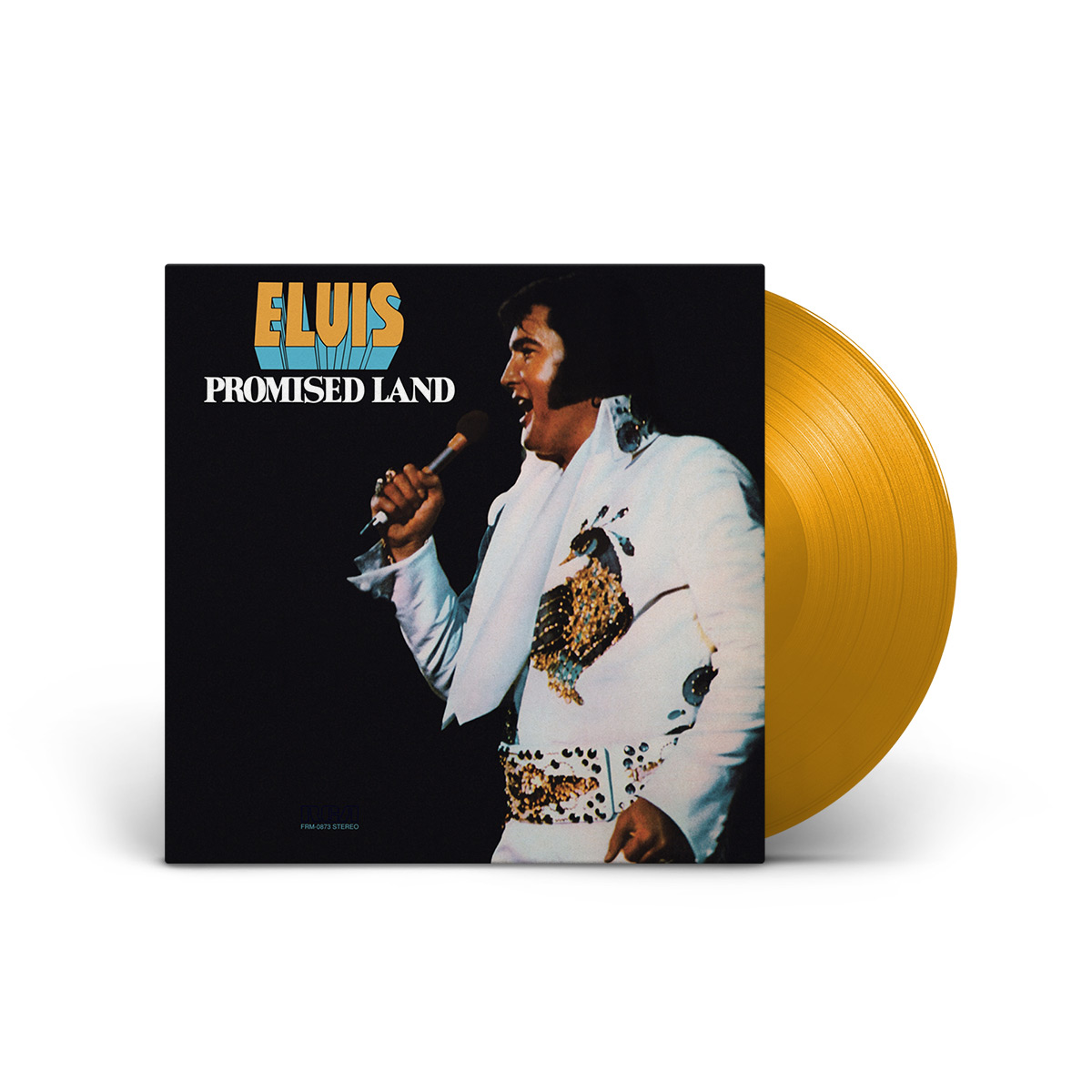Limited Edition Promised Land 180 Gram Audiophile Translucent Gold Vinyl