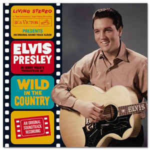 ELVIS Wild in the Country FTD CD