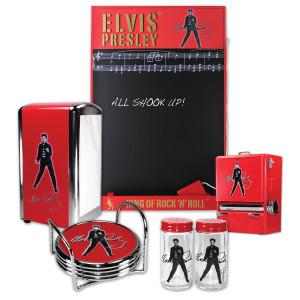 Elvis Jailhouse Rock Kitchen Items Bundle