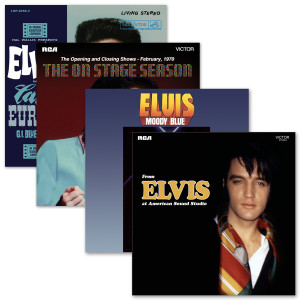 Elvis October and December 2013 FTD Releases Bundle
