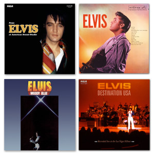 Elvis March 2014 and December 2013 FTD Releases