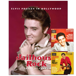 Elvis Jailhouse Rock 2 CDs w/ Book