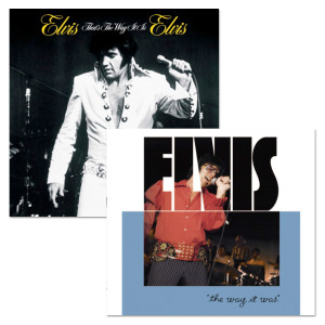 Elvis That's The Way It Is Combo