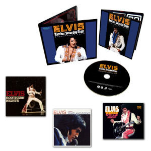 Elvis Dixieland Combo (Summer 1975)