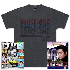 Elvis Graceland Men's Package