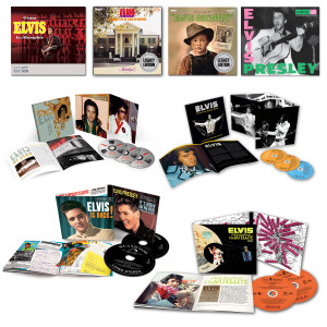 Elvis Legacy Edition CD Bundle