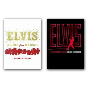 Elvis Deluxe Edition DVD Bundle