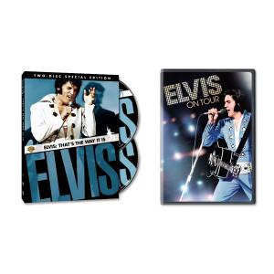 Elvis Live DVD Bundle