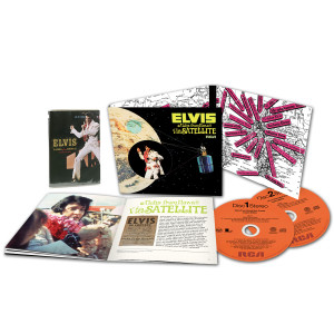 Elvis Aloha From Hawaii Legacy CD & Special Edition DVD