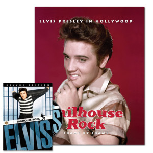 Elvis Jailhouse Rock Book & DVD