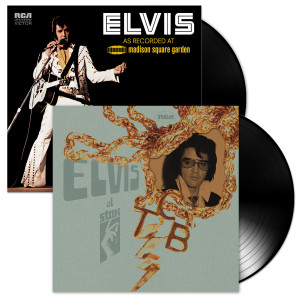 Elvis Legacy LP Bundle