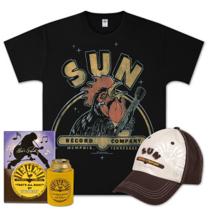 Elvis Sun Rockin' Rooster Bundle