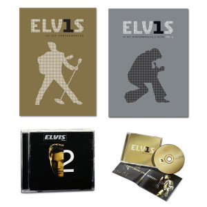 Elvis Top Hits CD Bundle