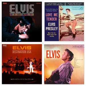 Elvis 2014 FTD CD Release Bundle