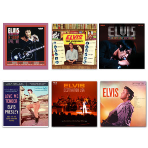 Elvis 2014 Bundle of 6 FTD CD Releases