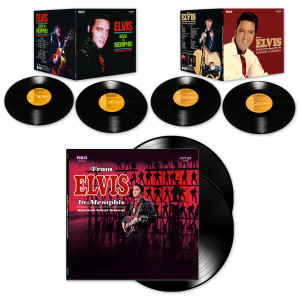 American Sound Trilogy LP Bundle