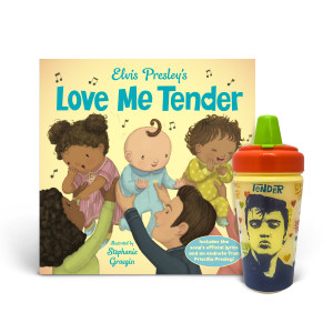 Love Me Tender Children's Book & Sippy Cup Bundle